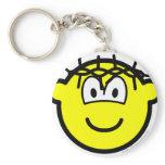 Jesus buddy icon   keychains