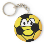 EK 2000 emoticon (if you like soccer)  keychains