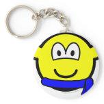 Blue belt buddy icon   keychains