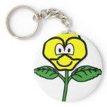 Pansy buddy icon   keychains