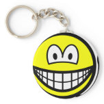 Alarm bell smile   keychains