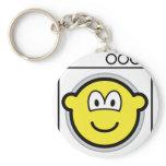 Washmachine buddy icon   keychains