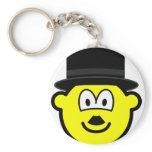Charlie Chaplin buddy icon   keychains