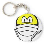 Dentist smile   keychains
