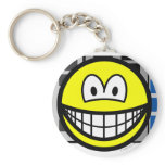 City smile   keychains