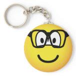 Eric Morecambe emoticon   keychains