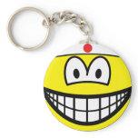 Ninja smile   keychains