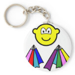 Shopping buddy icon Bags  keychains