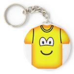 T-shirt emoticon   keychains