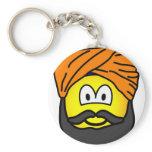 Sikh emoticon   keychains