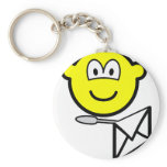 Letter opening buddy icon   keychains