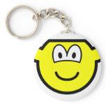Scalped buddy icon   keychains