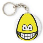 Egg smile   keychains