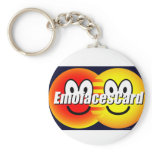 Credit Card emoticon   keychains