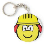 Builder buddy icon   keychains