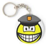 Chauffeur smile   keychains