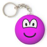 Kirby emoticon   keychains