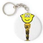 Oscar buddy icon   keychains