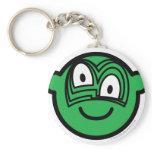Chameleon buddy icon   keychains