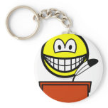 Scribe smile   keychains