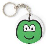 Apple buddy icon   keychains
