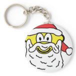 Santa buddy icon   keychains