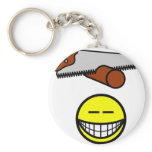 Snoring smile   keychains