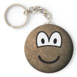 Mercury emoticon   keychains