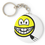 Tickled smile   keychains