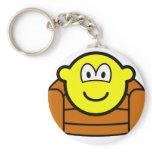 Armchair buddy icon   keychains