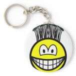 Cress smile   keychains
