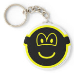 Inverted buddy icon   keychains