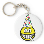 Party smile   keychains