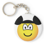 Disney world emoticon   keychains