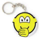 Thumb sucking buddy icon   keychains