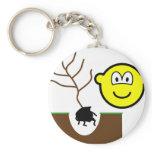 Tree planting buddy icon   keychains