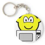 Microwaving buddy icon   keychains