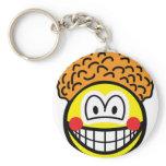 Clown smile   keychains