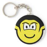 The Rock buddy icon WWF  keychains
