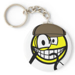 Sherlock Homes smile   keychains