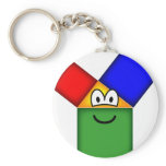 Pythagoras emoticon   keychains