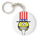 Uncle smile Join the smilies, Now!  keychains