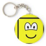 Cube buddy icon   keychains