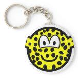 Leopard buddy icon   keychains