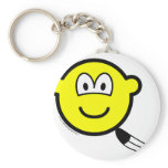 Tickled buddy icon   keychains