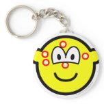 Acne buddy icon   keychains
