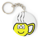 Cup buddy icon Hot  keychains