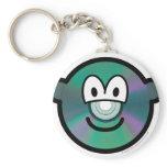 CD buddy icon   keychains