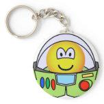 Buzz Lightyear emoticon   keychains
