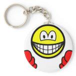 Wanten smile   keychains